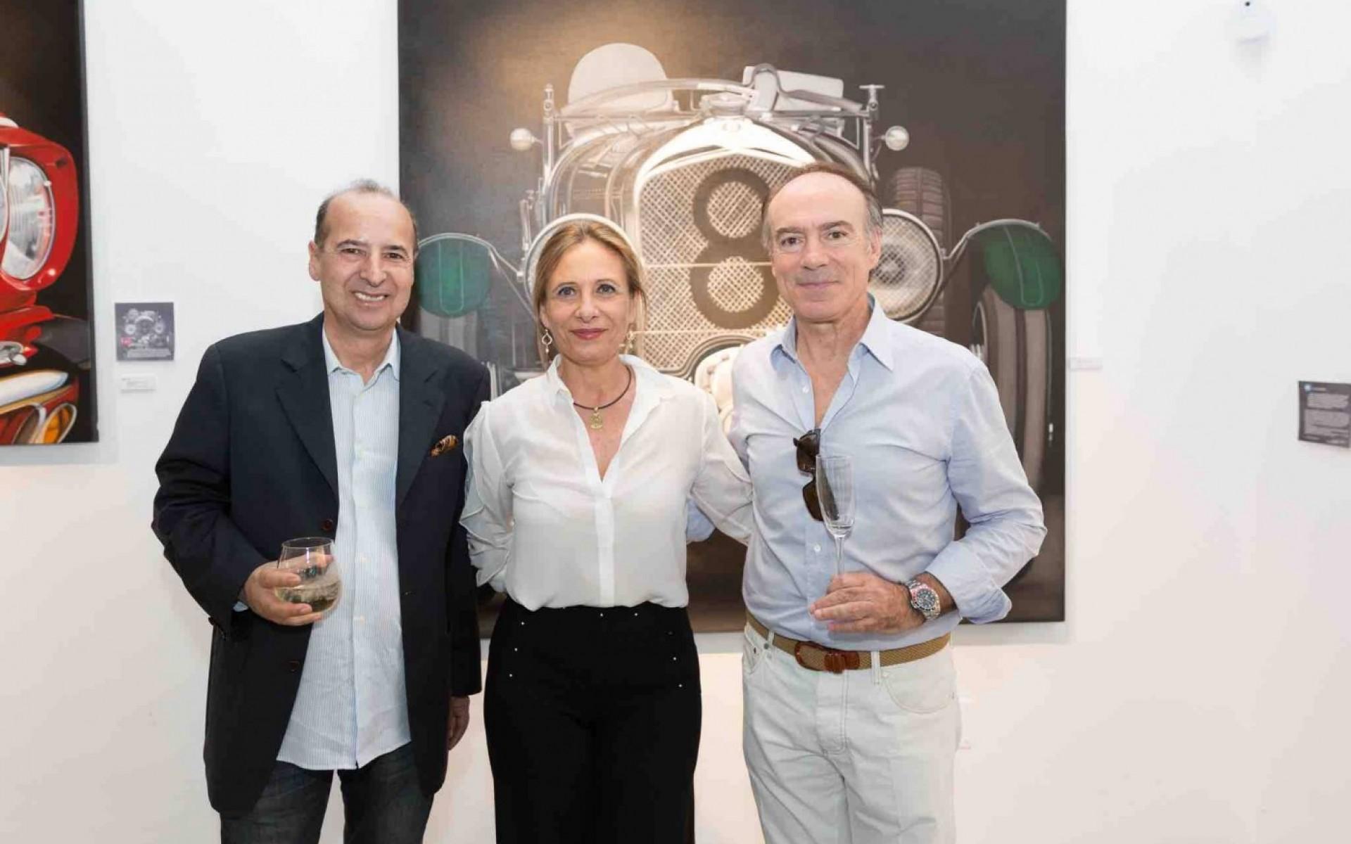 Marife Núñez (Es.ARTE) | Pedro Pizarro (Picasso Foundation) | Manuel Anguita