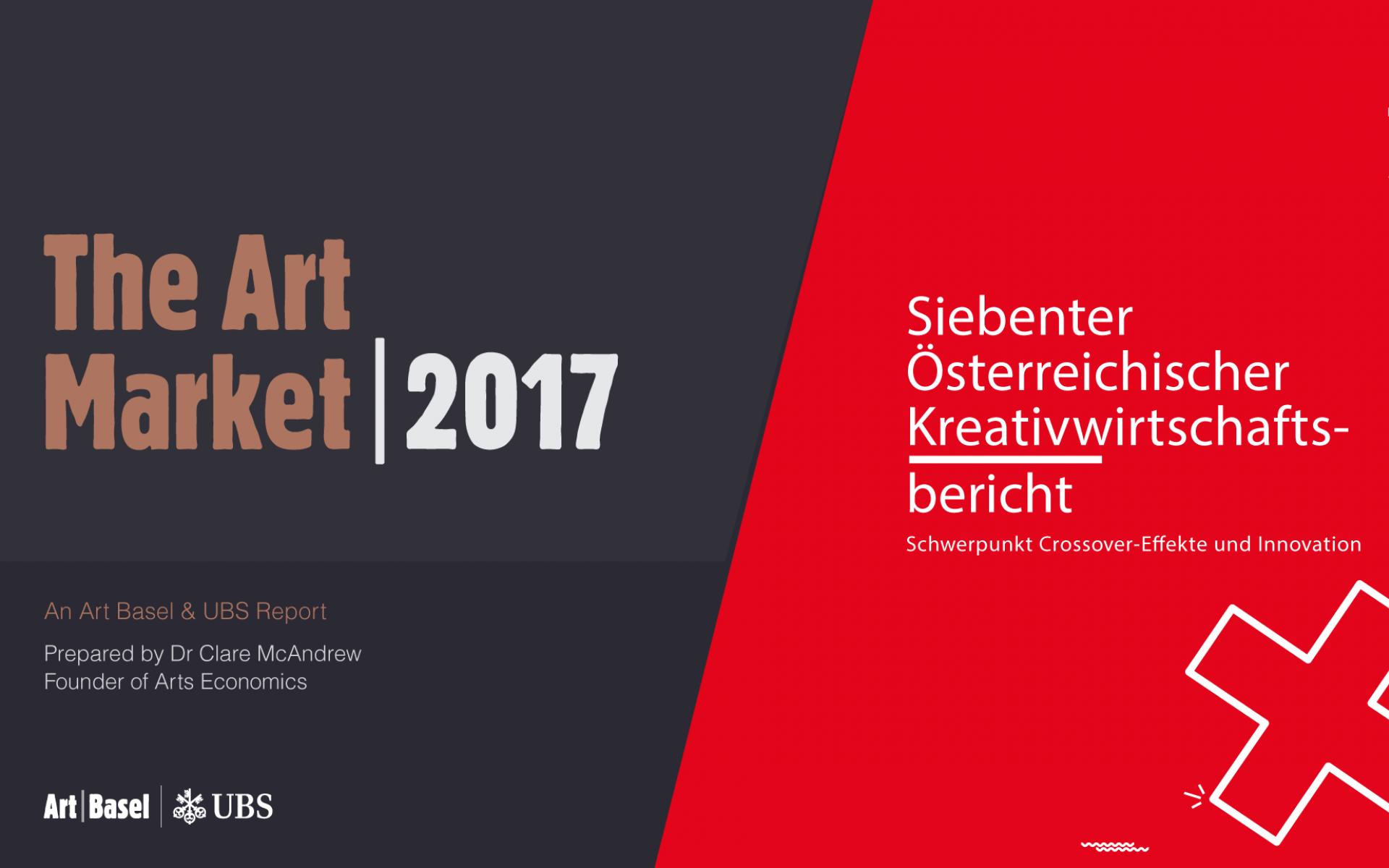 The ART MARKET 2017 | Kreativwirtschaft 2017