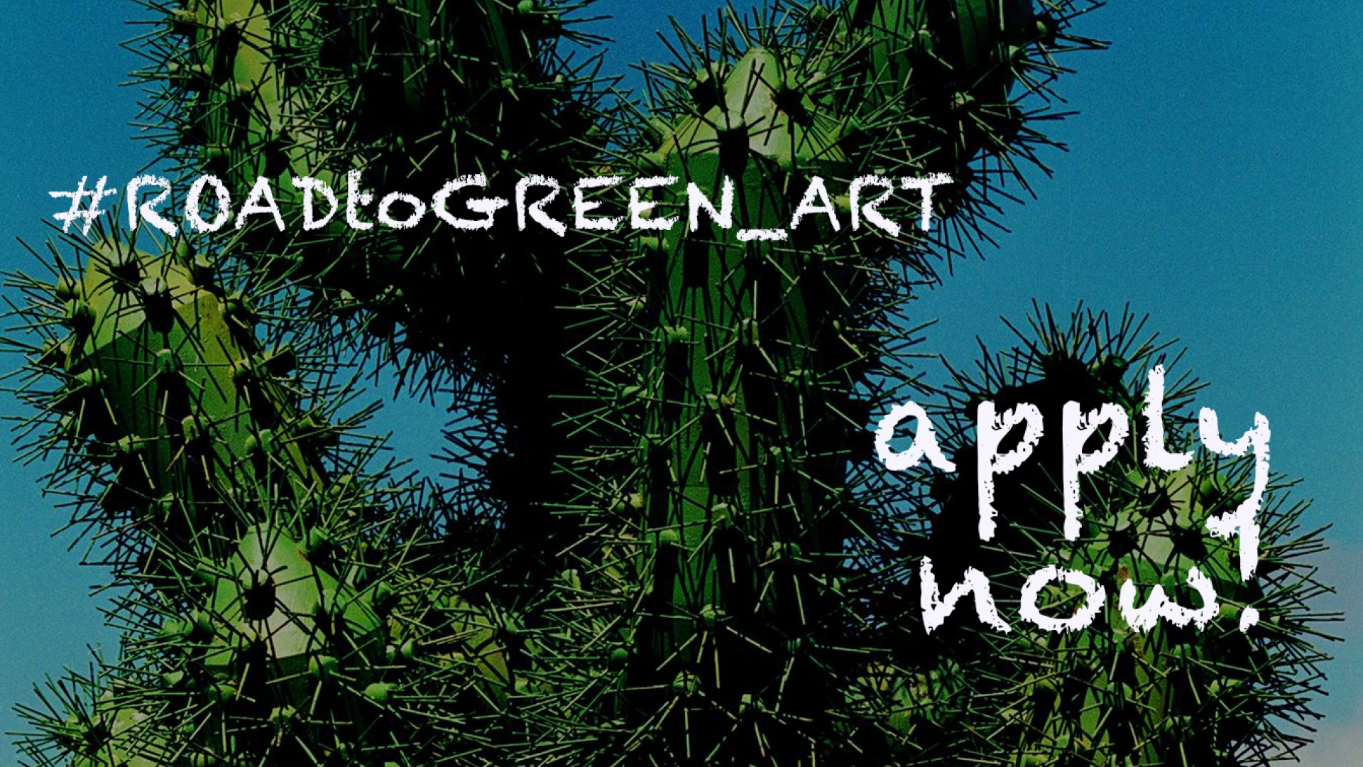 road to green art | ignite transfer 2018 | apply now