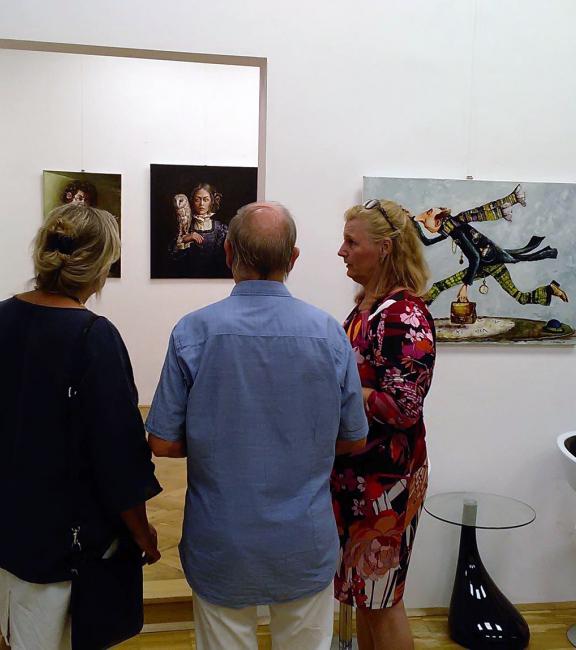 BURN-IN Galerien-Sommerfest 30.7.2018