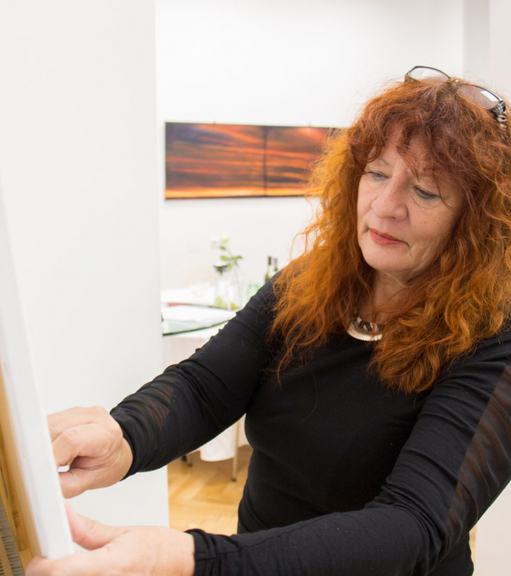 Mag. Renate Polzer   BURN-IN BUSINESS CIRCLE II   Workshop BURN-IN Kultur-Koordinaten