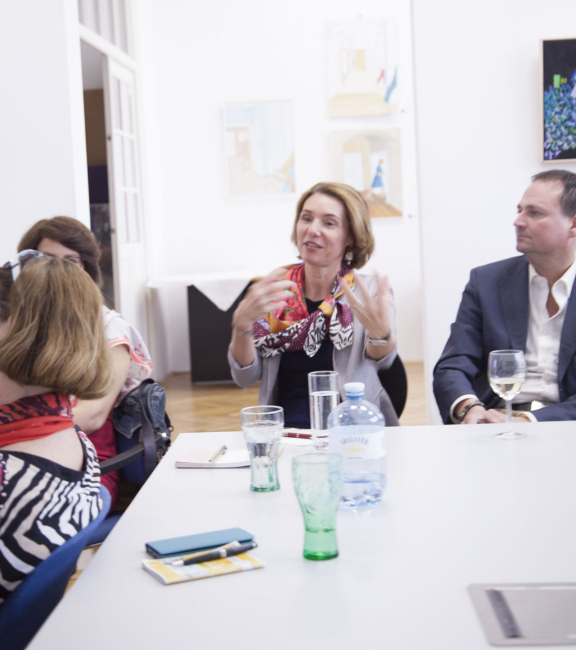 BURN-IN Business Talk 4 und Charity
