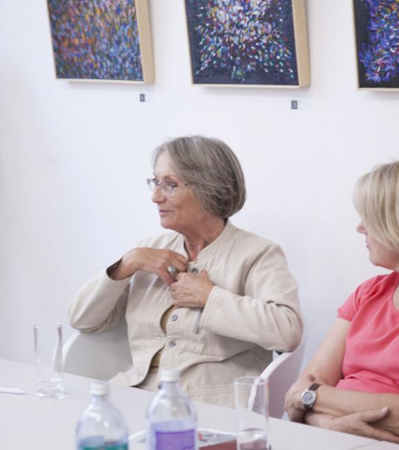 Mag. Eva Pisa (Künstlerin & Kulturmanagerin)