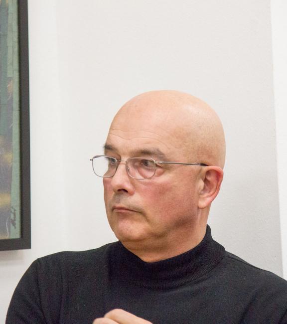 BURN-IN Ausstellung Irrgarten | Marco Catellani