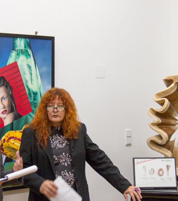 BURN-IN Ausstellung Irrgarten