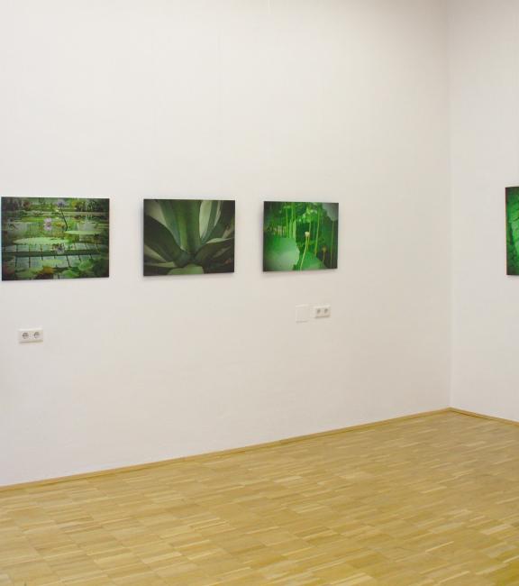BURN-IN Ausstellung Summer Exhibitions August 2019
