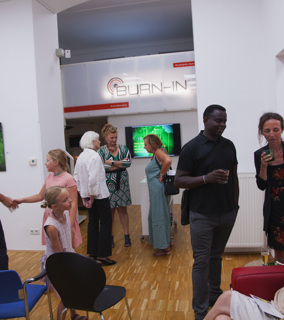 BURN-IN Vernissage August 2019