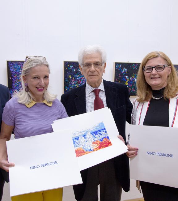 Dr. Werner Fasslabend | Mag. Martina Fasslabend | Nino Perrone | Dkfm. Sonja Dolzer