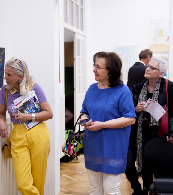 Mag. Martine Fasslabend |  Dr. Klara Kotai-Szarka