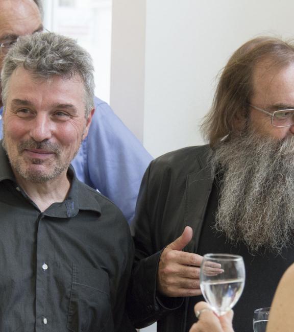 Dr. Rolf Laven, Prof. Dr. Philipp Maurer
