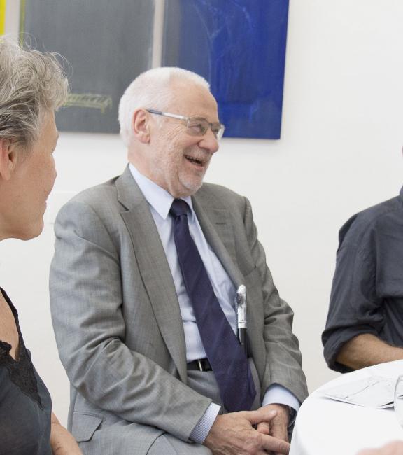Fr. Philipp, Dr. Erhard Busek, Mag. Heribert Jascha