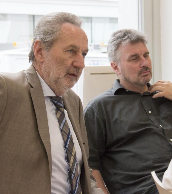 Josef Kaindl, Dr. Rolf Laven