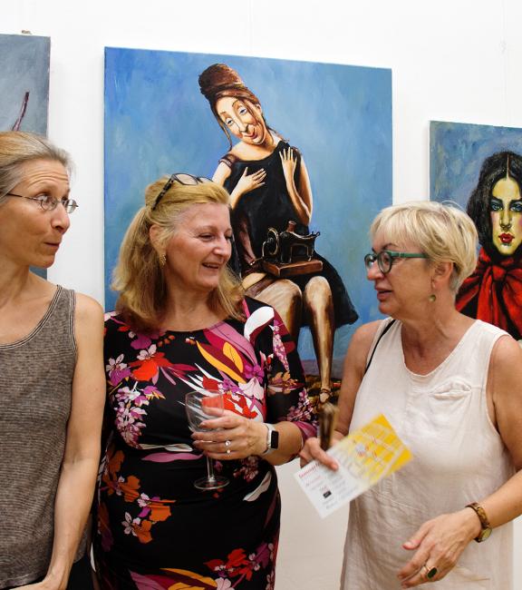 BURN-IN | Sonja Dolzer | Barbara Neuroth