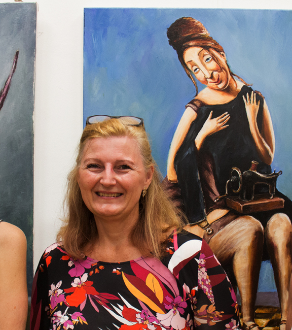 BURN-IN Sommerfest | Sonja Dolzer | Barbara Neuroth