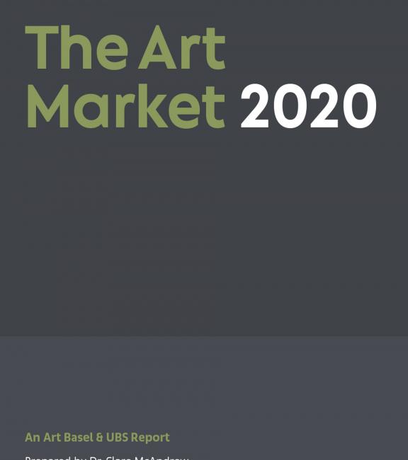 UBS Art Market 2020