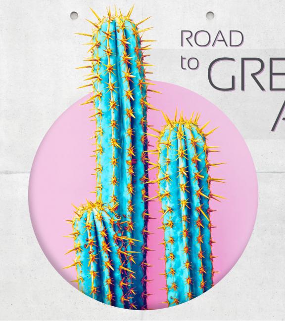 BURN-IN Galerie | Agentur | ROAD to GREEN ART