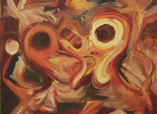 Acrylic on Canvass