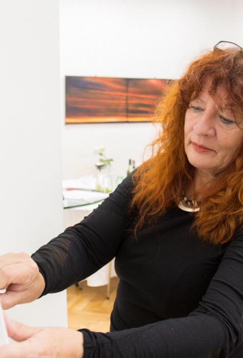 Mag. Renate Polzer | BURN-IN BUSINESS CIRCLE II | Workshop BURN-IN Kultur-Koordinaten