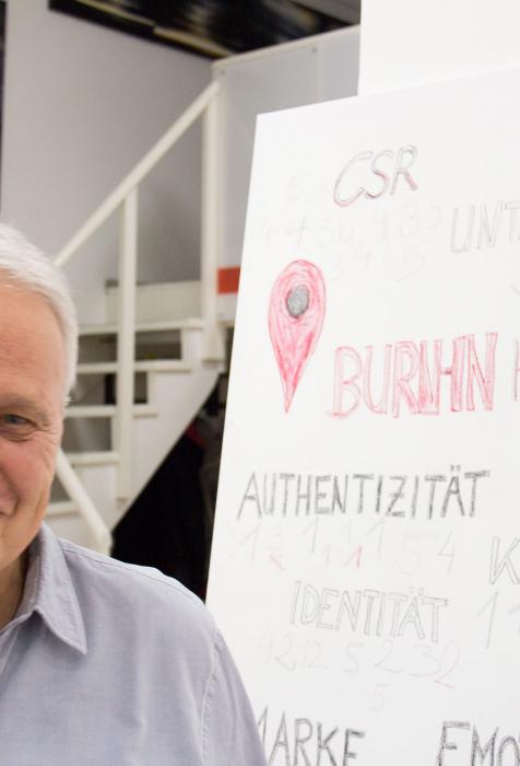 Mag. Heribert Jascha | BURN-IN BUSINESS CIRCLE II | Workshop BURN-IN Kultur-Koordinaten