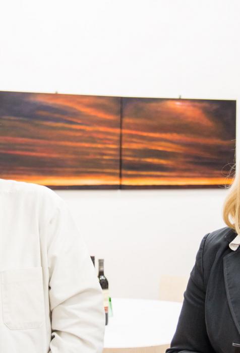 Stefan Keller, Dkfm. Sonja Dolzer | BURN-IN BUSINESS CIRCLE II | Workshop BURN-IN Kultur-Koordinaten