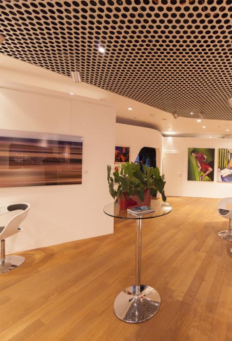 ANDERES SEHEN: Faszination Fraktale   Ares Yannakopoulos   Galerie Gerngross