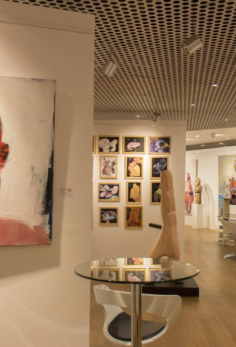 Personale Ladislav Černý 2006 - 2020 | Galerie Gerngross