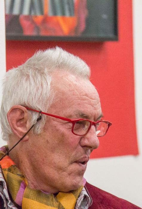 BURN-IN Ausstellung Irrgarten | Franco Trevisan