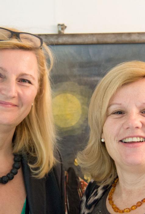 BURN-IN Ausstellung Irrgarten | Sonja Dolzer, Barbara Pinter