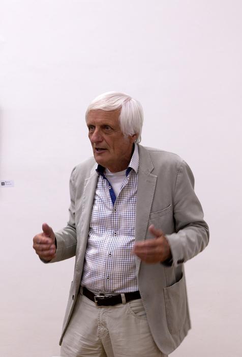 BURN-IN, Prof. Dieter Volkmann