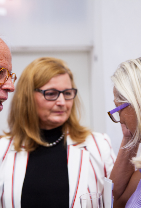 Dr. Werner Fasslabend   Dfkm. Sonja Dolzer   Mag. Martina Fasslabend