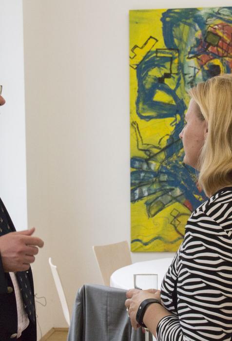 Dr. Harald Sippl (WKO), Dkfm. Sonja Dolzer