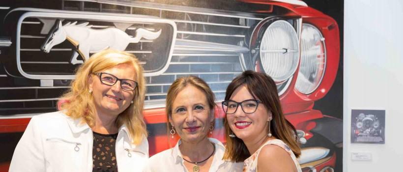 Sonja Dolzer (BURN-IN) | Marife Nuñez & Sara Coronil (Es.ARTE)