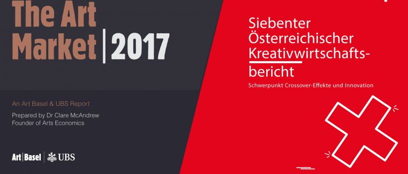 The ART MARKET 2017 | Kreativwirtschaft 2017